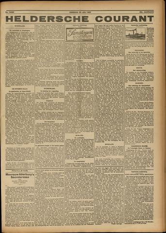 Heldersche Courant 1921-07-26