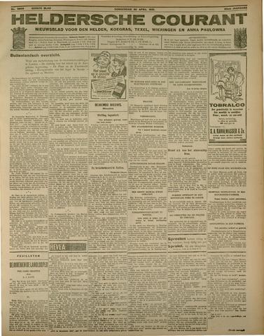 Heldersche Courant 1931-04-30