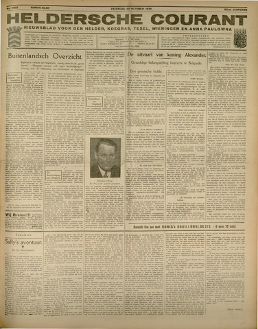 Heldersche Courant 1934-10-20