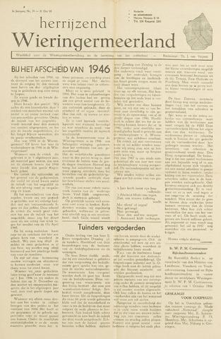 Herrijzend Wieringermeerland 1946-12-31