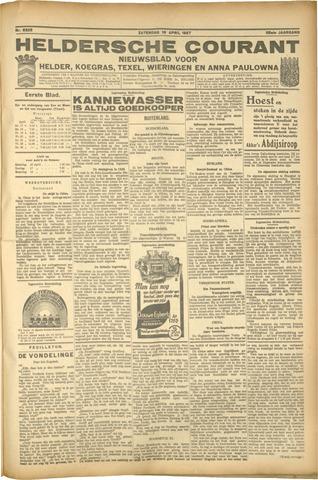Heldersche Courant 1927-04-16