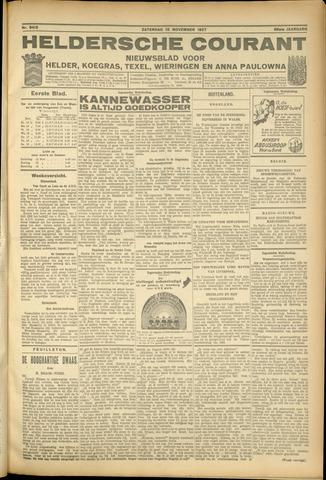 Heldersche Courant 1927-11-12