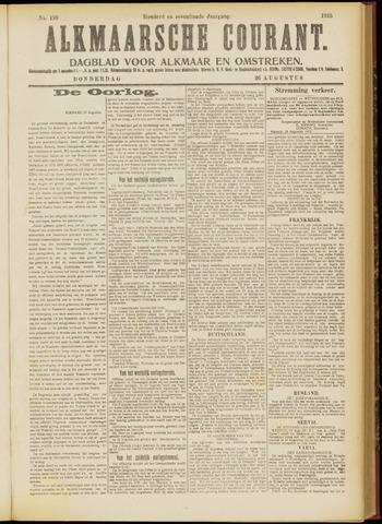 Alkmaarsche Courant 1915-08-26