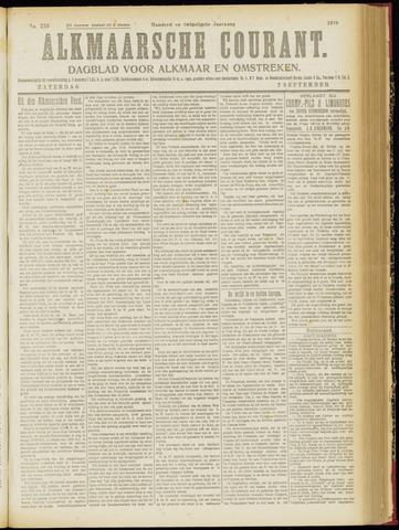 Alkmaarsche Courant 1918-09-07