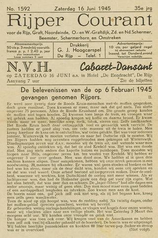 Rijper Courant 1945-06-16