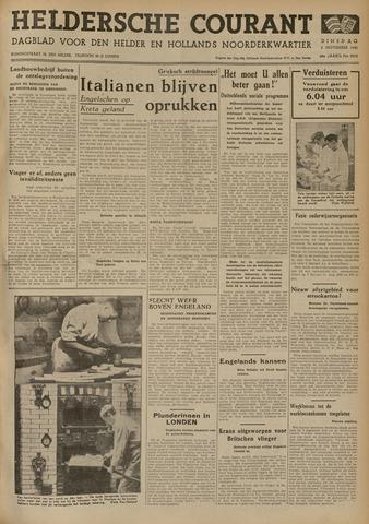 Heldersche Courant 1940-11-05