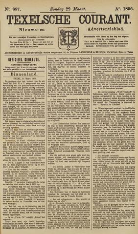Texelsche Courant 1896-03-22