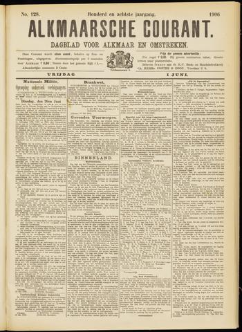 Alkmaarsche Courant 1906-06-01
