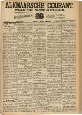 Alkmaarsche Courant 1930-08-19
