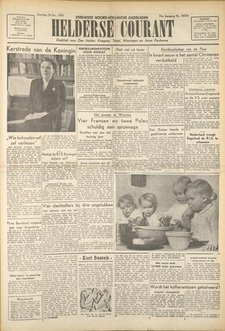 Heldersche Courant 1949-12-24
