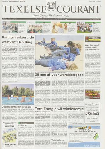 Texelsche Courant 2009-06-26