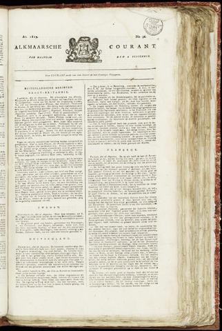 Alkmaarsche Courant 1819-09-06
