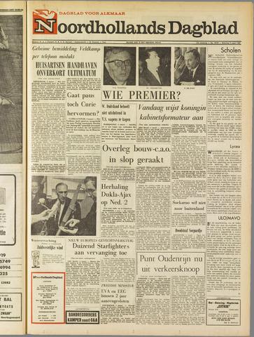 Noordhollands Dagblad : dagblad voor Alkmaar en omgeving 1967-03-04