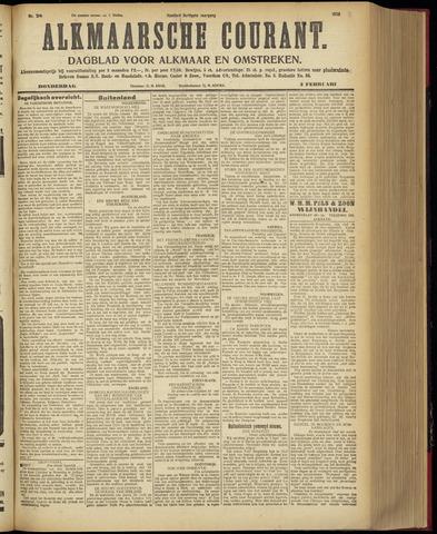 Alkmaarsche Courant 1928-02-02