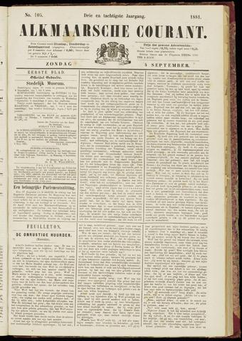 Alkmaarsche Courant 1881-09-04