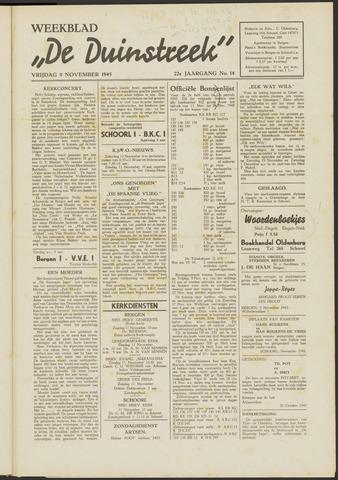 De Duinstreek 1945-11-09