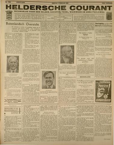 Heldersche Courant 1935-02-05
