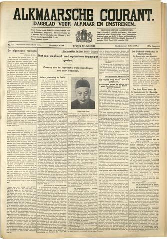 Alkmaarsche Courant 1937-07-23