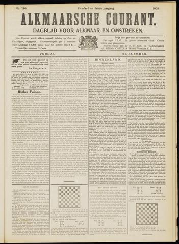 Alkmaarsche Courant 1908-12-11