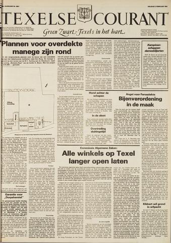 Texelsche Courant 1982-02-05