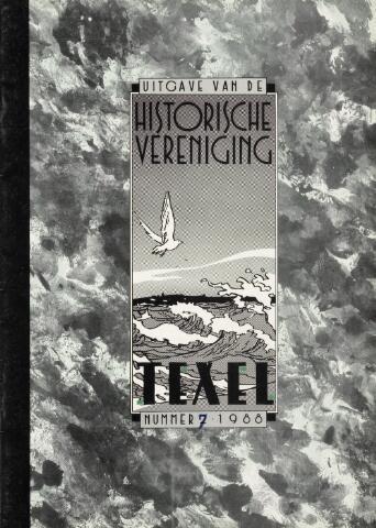 Uitgave Historische Vereniging Texel 1988-04-01