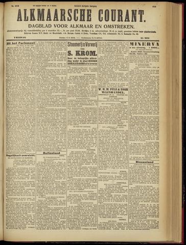 Alkmaarsche Courant 1928-05-25