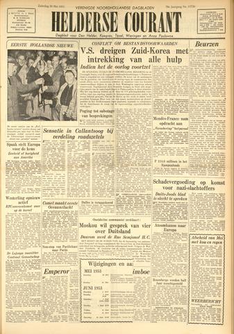 Heldersche Courant 1953-05-30