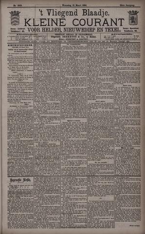 Vliegend blaadje : nieuws- en advertentiebode voor Den Helder 1894-03-21