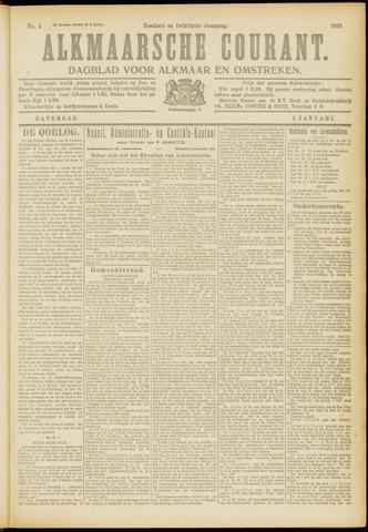 Alkmaarsche Courant 1918-01-05