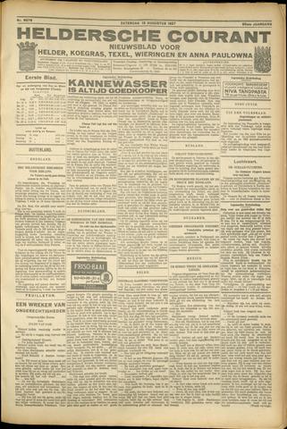 Heldersche Courant 1927-08-13