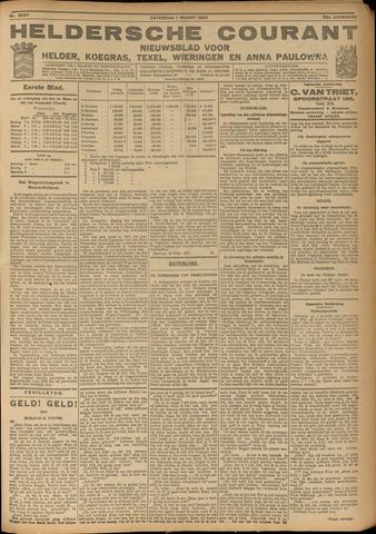 Heldersche Courant 1924-03-01