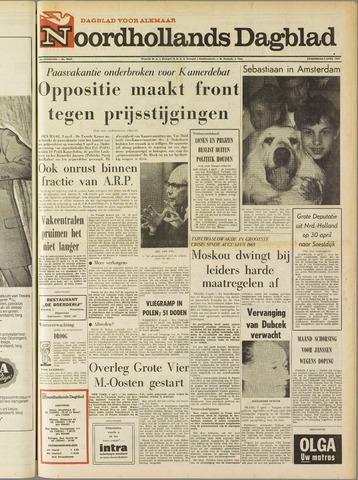 Noordhollands Dagblad : dagblad voor Alkmaar en omgeving 1969-04-03
