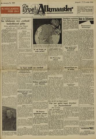 De Vrije Alkmaarder 1947-11-05