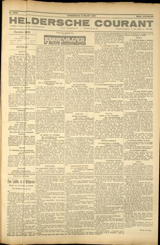 Heldersche Courant 1927-03-02