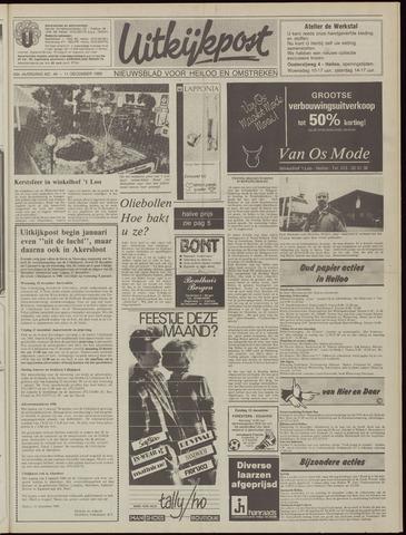 Uitkijkpost : nieuwsblad voor Heiloo e.o. 1985-12-11