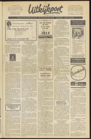 Uitkijkpost : nieuwsblad voor Heiloo e.o. 1969-01-22