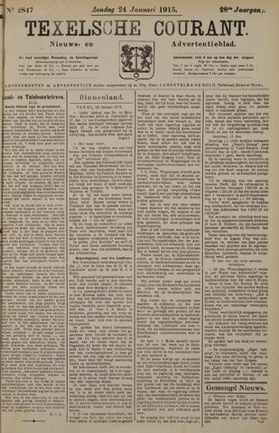 Texelsche Courant 1915-01-24