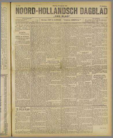 Ons Blad : katholiek nieuwsblad voor N-H 1922-12-16
