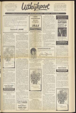 Uitkijkpost : nieuwsblad voor Heiloo e.o. 1969-09-24
