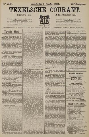 Texelsche Courant 1911-10-05