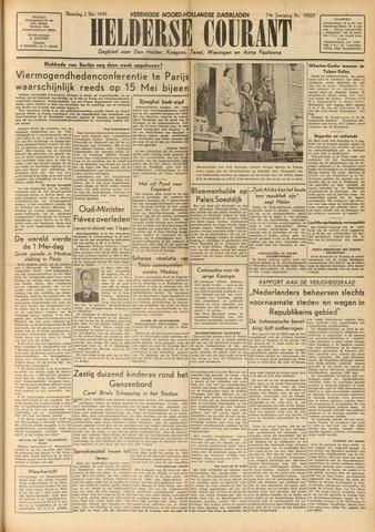 Heldersche Courant 1949-05-02