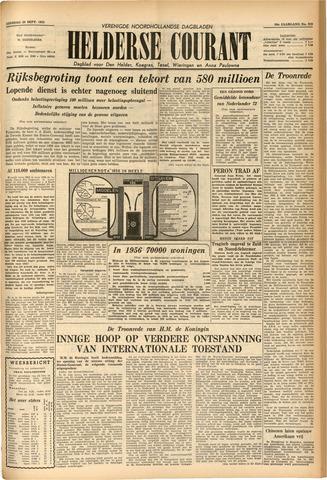 Heldersche Courant 1955-09-20