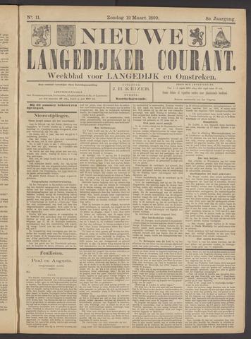 Nieuwe Langedijker Courant 1899-03-12