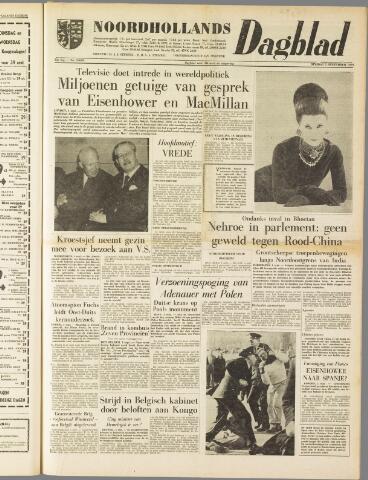 Noordhollands Dagblad : dagblad voor Alkmaar en omgeving 1959-09-01