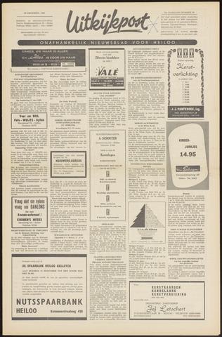Uitkijkpost : nieuwsblad voor Heiloo e.o. 1966-12-22