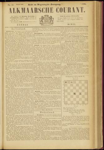 Alkmaarsche Courant 1896-05-10