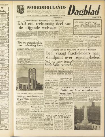 Noordhollands Dagblad : dagblad voor Alkmaar en omgeving 1959-05-05