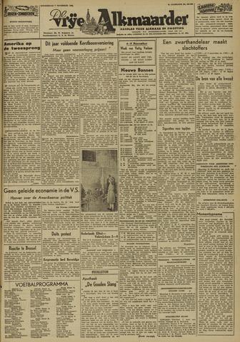 De Vrije Alkmaarder 1946-11-07
