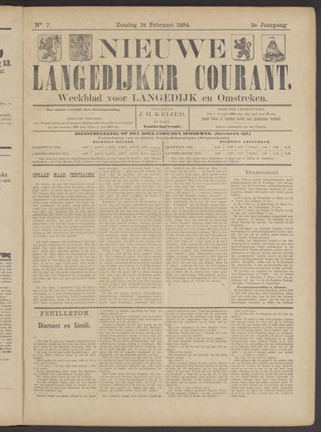 Nieuwe Langedijker Courant 1894-02-18