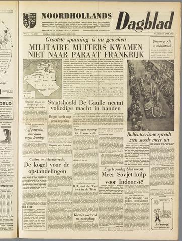 Noordhollands Dagblad : dagblad voor Alkmaar en omgeving 1961-04-24